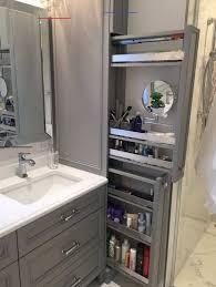 über 25 ideen für badezimmerschränke zum aufräumen ihres