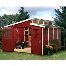 8x10 Saltbox Shed Plans by Tree Sheds Download Free Saltbox Garden Shed Plans