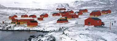 104 Antarctica House Esperanza Base In