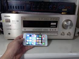 How to Connect iPhone to Home Stereo With No Bluetooth Snapguide