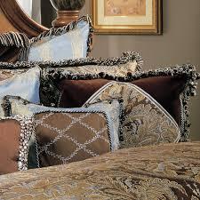 Portofino Bedding Collection Michael Amini Bedding AICO Luxury