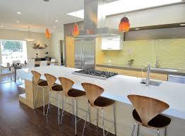 mid century modern on a budget midcentury kitchen san