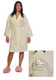 robe de chambre hello hello robe de chambre en polaire amazon fr sports et loisirs