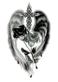 Tribal Cross Tattoos For Women
