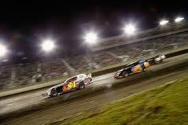 100 Nascar Truck Race Results Dirt Track