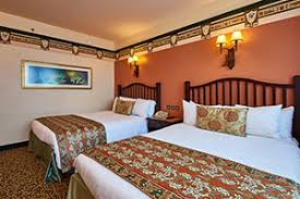 chambre standard sequoia lodge rooms sequoia lodge disneyland hotels