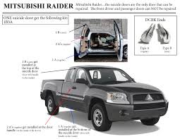 Ford Vans, SUV And Trucks Door Cable Repair Kit, Tailgate 2015 Gmc Sierra Denali Hd Heavy Duty Us Marine Silverback Raider 2007 Mitsubishi For Sale In Rapid City South Dakota Reviews Features Specs Carmax 2008 Photos Informations Articles Bestcarmagcom And Rating Motor Trend 1z7ht28k46s529318 2006 Red Mitsubishi Raider Ls On Sale Pa Toyota Hilux 2700i Double Cab Zaspec 200105 Off Road Street Concept 2005 Pictures Information Specs 62009 Pre Owned Truck Xls Possibilities Of The New 2019 Review All Car