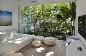 bamboo home inspired exotische schlafzimmer kleiner