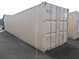 40 Sea Container Steel Shipping Storage Box