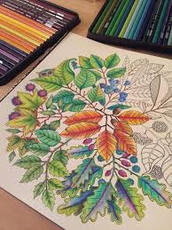 Secret Garden An Inky Treasure Hunt And Coloring Book Johanna Basford By J3nn1b34n