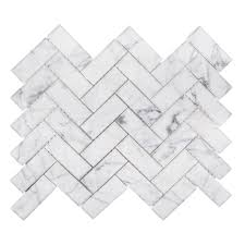 jeff lewis arden 10 in x 12 1 2 in x 10 mm marble mosaic tile