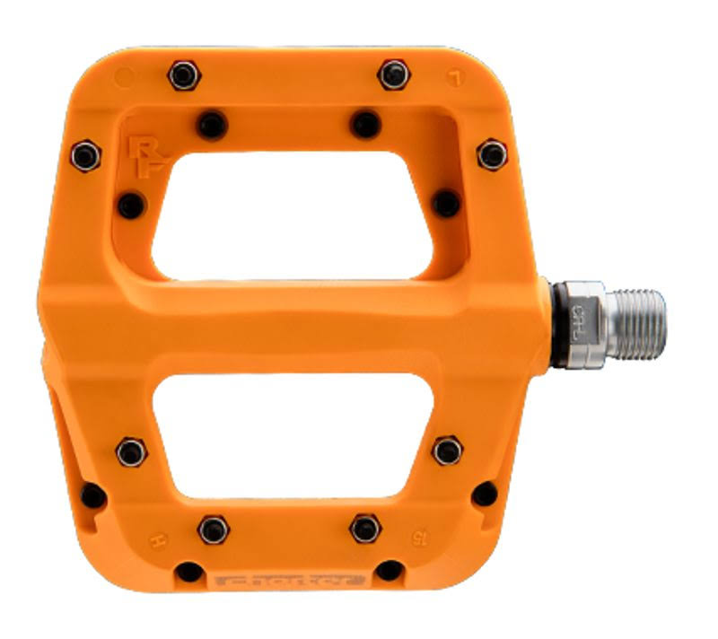 RaceFace Chester Mountain Bike Pedal - Orange