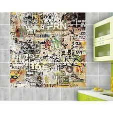 stickers carrelage salle de bain sticker carrelage mural faience déco cuisine salle de bain