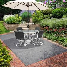 Amazon Indoor Outdoor Carpet with Rubber Marine Backing