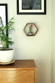 Add Some Mid Century Charm To Your Gallery Wall With This DIY Art Idea