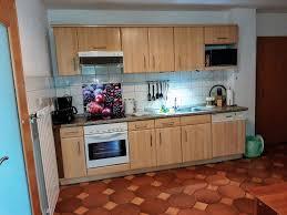küchen esszimmer des ferienhauses südeifel