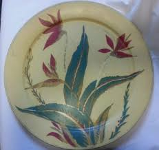 Daher Decorated Ware Tin Tray by Trays Platters Decorative Collectibles Collectibles