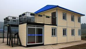 100 Canadian Container Homes 20ft OpenType House From China Manufacturer