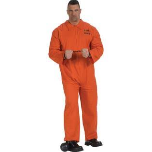 Jail Bird Adult Costume