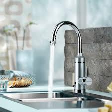 Elektrischer Wasserhahn Durchlauferhitzer Armatur Mischbatterie Wasserhahn Mit Integriertem Durchlauferhitzer Top 3 Modelle