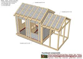 6 X 8 Gambrel Shed Plans by Garden Shed Plans Home Outdoor Decoration