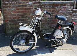 Page 56 1967 Honda P50 4 Stroke Moped SOLD