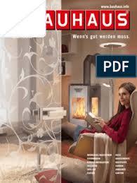 bauhaus katalog herbst winter