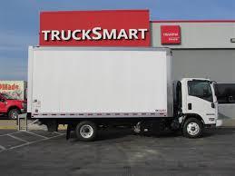 100 16 Ft Box Truck 2019 ISUZU NPRHD FT DIESEL BOX VAN TRUCK FOR SALE 11343