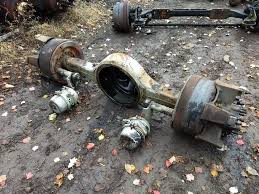 100 Camerota Truck Parts Axle Housing Rear S For Sale Dealer 109