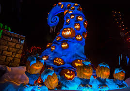 Jack And Sally Pumpkin Stencil Free by Top 7 Reasons You Should Visit Disneyland At Halloween Time