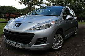 Peugeot 207 SW 1 6HDI 90 a c 09 S