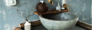 badmöbel vintage als set aus holz weiß furnerama