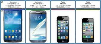 Look At The Size Samsung s New Freakishly Huge Phone Next To