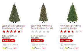 Kmart Christmas Trees Jaclyn Smith by Kmart Up To 70 Off Christmas Items Free In Store Pick Up