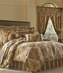 Noble Excellence Bedding by J Queen New York Bradshaw Damask Chenille Comforter Set Dillards