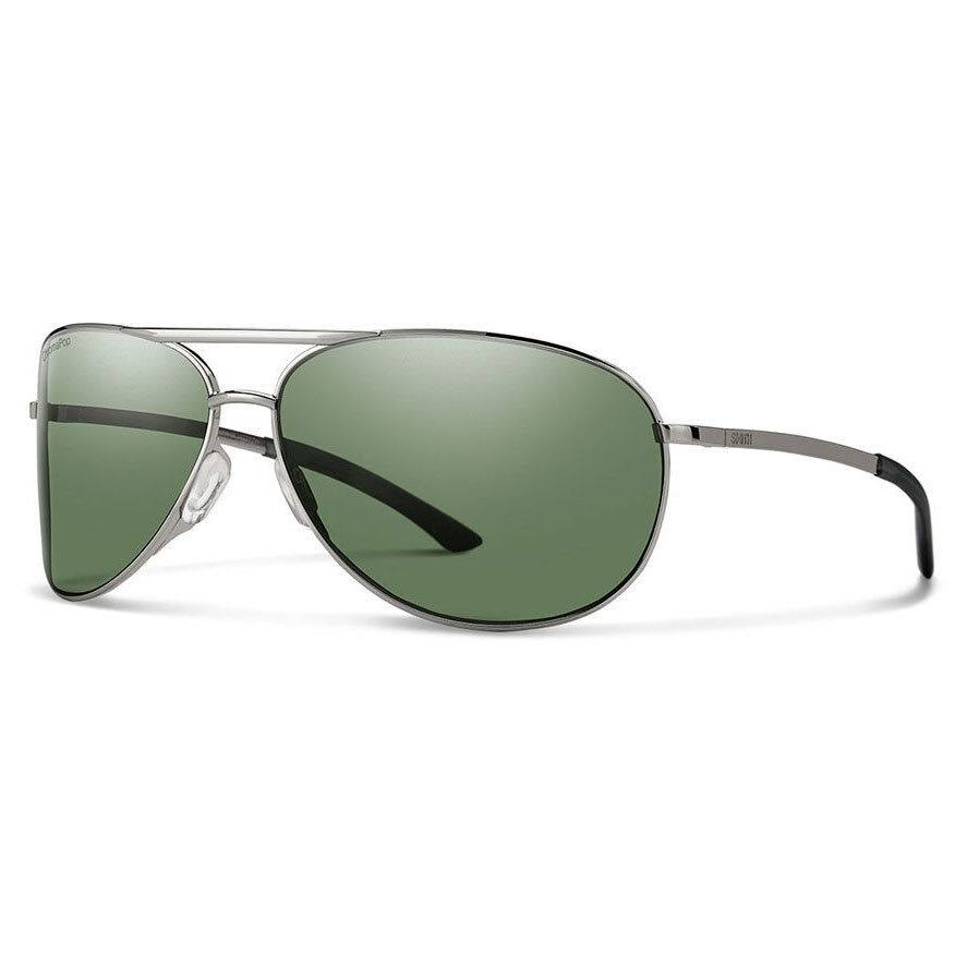 Smith Serpico 2 Chromapop Polarized Sunglasses, Gunmetal