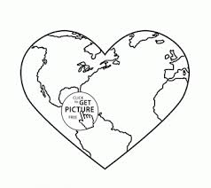 Medium Size Of Coloring Pagesglobe Pages Globe Page 16 Earth Day