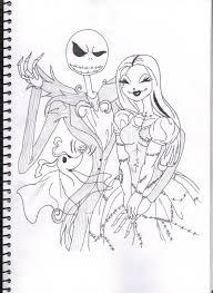 Nightmare Before Christmas Pumpkin Stencils Jack by Gee Artistry Jack U0026 Sally Simply Meant To Be