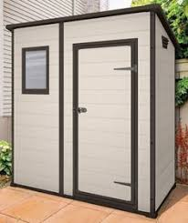 keter manor plastic shed 4 x 6 nominal plastic sheds