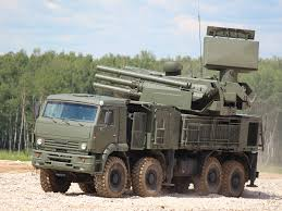 100 Russian Military Trucks Pantsir Strong Armor For Russias Militarytechnical Cooperation