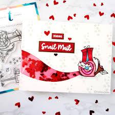 Shapeabilities Sweet Letters Etched Dies Great Big Wonderful World