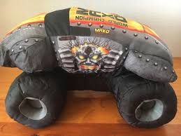 100 Monster Truck Jam 2013 Maximum Destruction Max D Plush