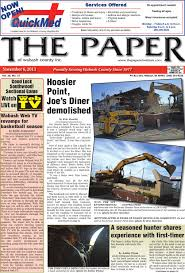 Nov 6 By The Paper Of Wabash County - Issuu