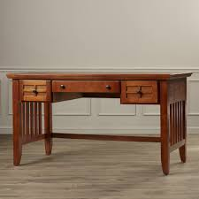 Shoal Creek Desk In Jamocha Wood by Beauteous 40 Solid Wood Office Desk Design Decoration Of New Wood