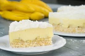 sallys kokos bananen kuchen ohne backen coconut