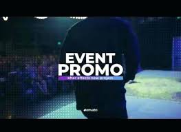 Intro Template After Effects Event Promo Free Effect Adobe Templates Download Ef