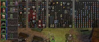 dungeon siege i dungeon siege rpg gui hud rpg