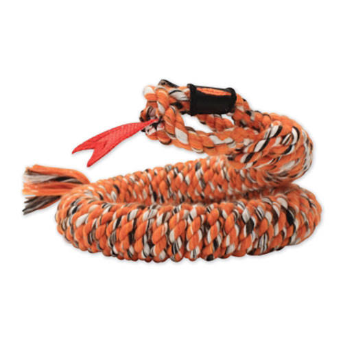 Mammoth Snakebiter Iguana Rope Dog Toy - 16""