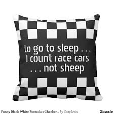 Checkered Flag Bedroom Curtains by Black White Formula 1 Checkered Flag Pattern Auto Racing Flags On