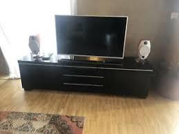 schwarze ikea tv möbel schrankwände günstig kaufen ebay
